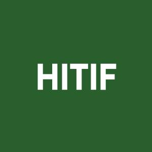 Stock HITIF logo