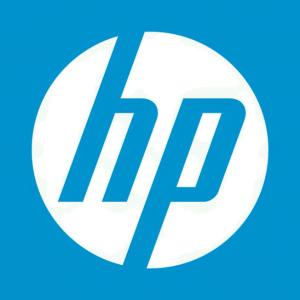 Stock HPQ logo