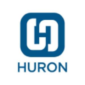 Stock HURN logo