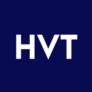 HVT Stock Logo