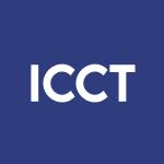 ICCT Stock Logo