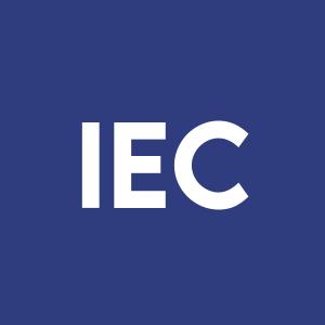 Stock IEC logo