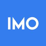 Stock IMO logo