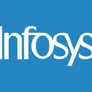 Stock INFY logo