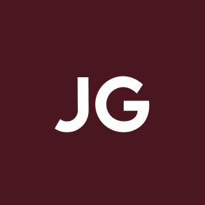 Stock JG logo