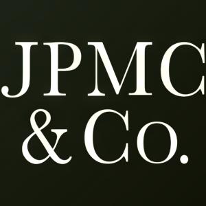 Stock JPM logo