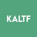 Stock KALTF logo