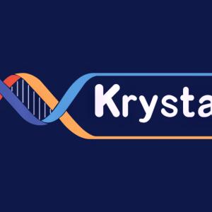 Stock KRYS logo