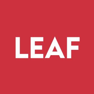 Stock LEAF logo
