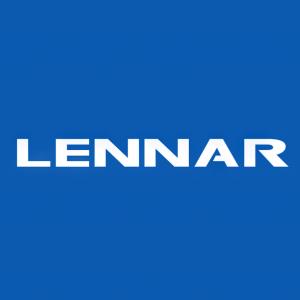 LEN.B Stock Logo