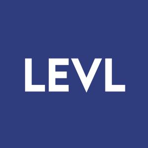 Stock LEVL logo
