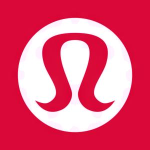 Stock LULU logo