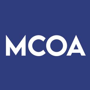 Stock MCOA logo