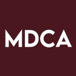 Stock MDCA logo