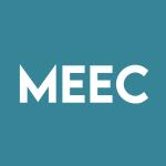 MEEC Stock Logo