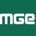 Stock MGEE logo
