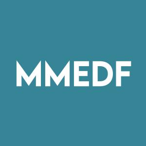 Stock MMEDF logo