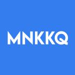 MNKKQ Stock Logo