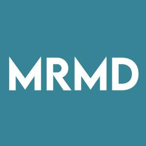 Stock MRMD logo