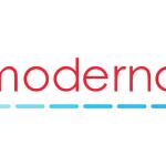 Stock MRNA logo