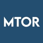MTOR Stock Logo