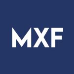 MXF Stock Logo