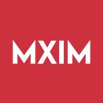 MXIM Stock Logo