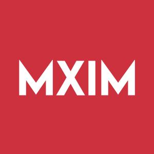 Stock MXIM logo
