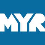 Stock MYRG logo