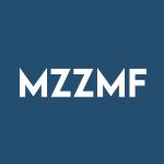 Stock MZZMF logo