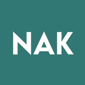 Stock NAK logo