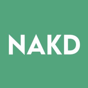 Stock NAKD logo