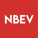 Stock NBEV logo