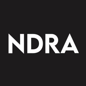 Stock NDRA logo