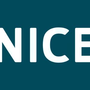 Stock NICE logo