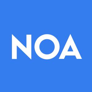 Stock NOA logo