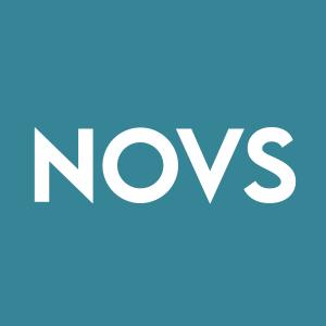 Stock NOVS logo