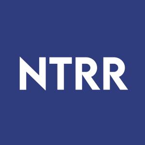 Stock NTRR logo