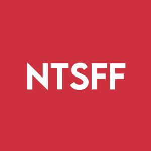 Stock NTSFF logo