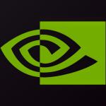 Stock NVDA logo