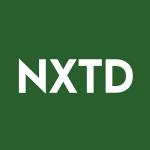 NXTD Stock Logo