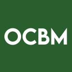 Stock OCBM logo
