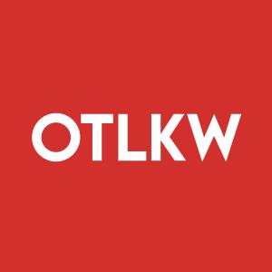 Stock OTLKW logo