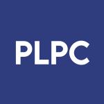 Stock PLPC logo