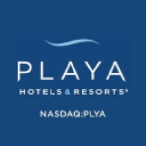 Stock PLYA logo