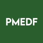 Stock PMEDF logo