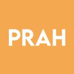 Stock PRAH logo