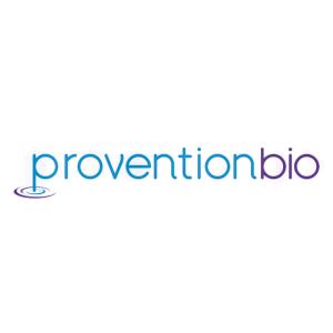 Stock PRVB logo
