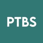 PTBS Stock Logo