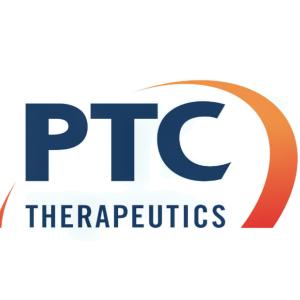 Stock PTCT logo